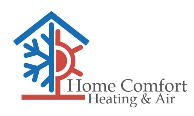 Home Comfort Heating & Air Logo